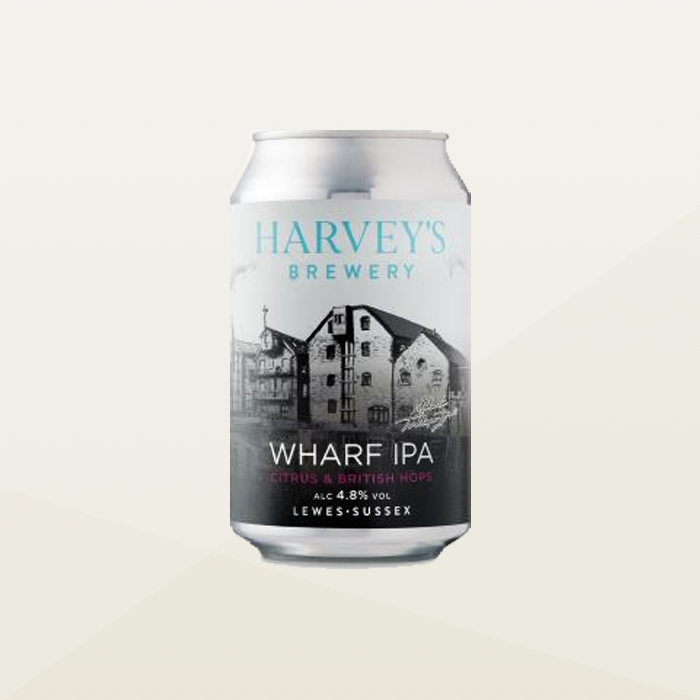 Harvey's Wharf IPA 330ml