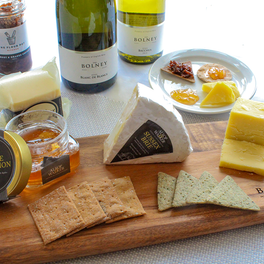 White Wine Cheeseboard