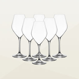 Absolus White Wine Glasses (set of 6)