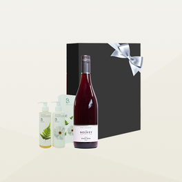 Wine and Ivy Hand Set Gift Box