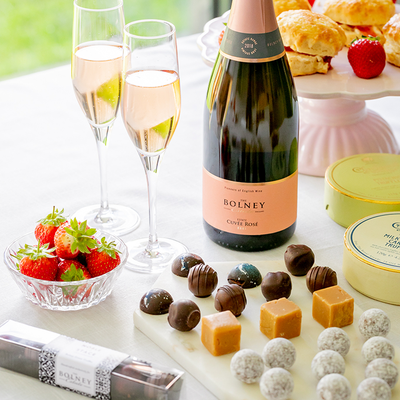 Bolney Eighteen Acre Sparkling Wine Truffles