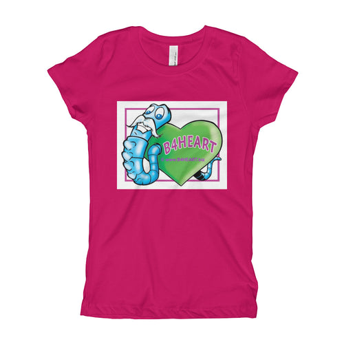 Girl's Oouey B4HEART T-Shirt
