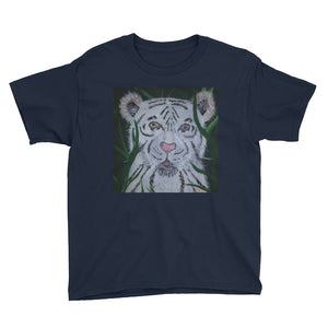 Youth Short Sleeve Baby Tiger T-Shirt