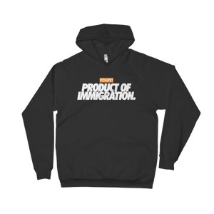 PRODUCT OF IMMIGRATION PULLOVER