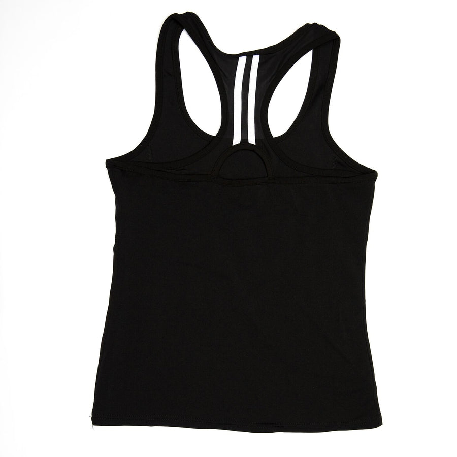 YL Logo Tank Top in Black