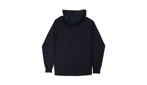 YL Logo Zip-Up Hoodie in Navy
