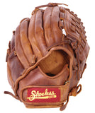 "SHOELESS JOE 12 1/2"" Basket Weave baseball glove"