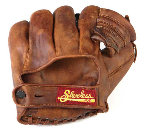 Shoeless Joe Baseball Glove 1925 Golden Era - The Bullpen Store