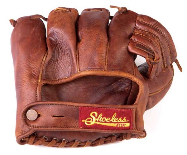 Shoeless Joe Baseball Glove 1937 Golden Era - The Bullpen Store