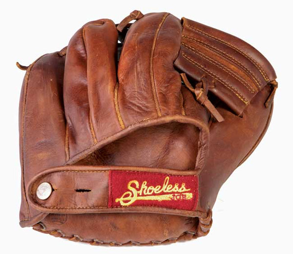 Shoeless Joe Baseball Glove 1949 Golden Era - The Bullpen Store