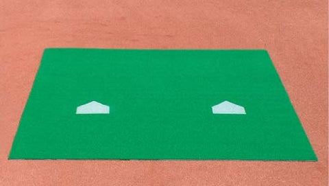 "ProMounds 12""x12"" Bullpen Pitcher's Mat"