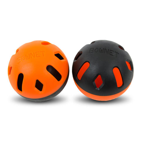 Bownet Snap Back 9 Inch Training Balls - The Bullpen Store