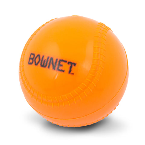 "Bownet 9"" Ballasted Weighted Training Balls with Raised Seams - The Bullpen Store"