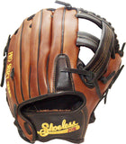 "Shoeless Joe Baseball Glove Pro Select Series 11 1/4"" Single Bar - The Bullpen Store"