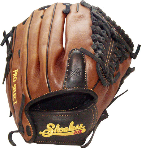 "Shoeless Joe Baseball Glove Pro Select Series 11 1/2"" Modified Trap - The Bullpen Store"
