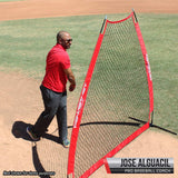 POWERNET A FRAME PITCHING SCREEN BASEBALL