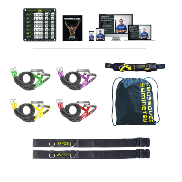 Crossover Symmetry Crossover Cords Facility Package
