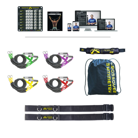 Crossover Symmetry Crossover Cords Facility Package - The Bullpen Store