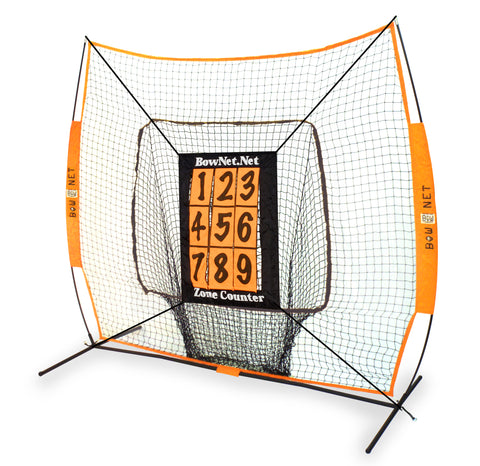 "Bownet 18"" x 26"" Zone Counter Target Attachment - The Bullpen Store"