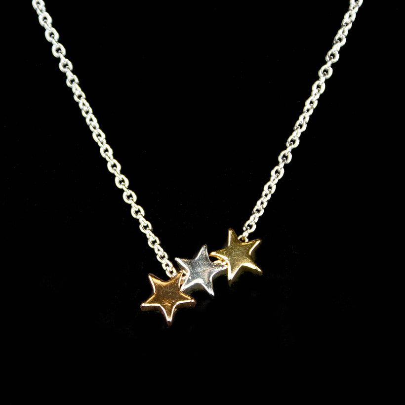 celestial in statelight silver constellation capricorn pic grande products necklace