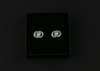 The Toujours Stud Earrings