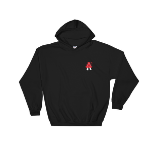 """Pocket Logo"" Hooded Sweatshirt"