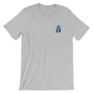 """Pocket Logo"" Short-Sleeve Unisex T-Shirt"