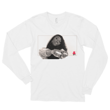 """3 Finger Ring"" Long sleeve t-shirt (unisex)"