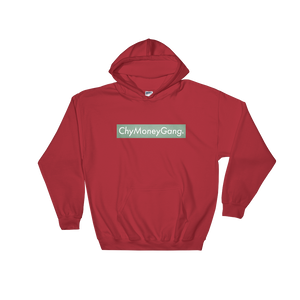 """Chy Money Gang"" Hooded Sweatshirt"