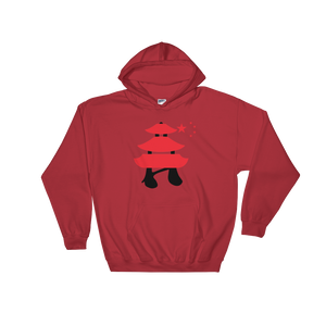 """Large Chyna Logo"" Hooded Sweatshirt"