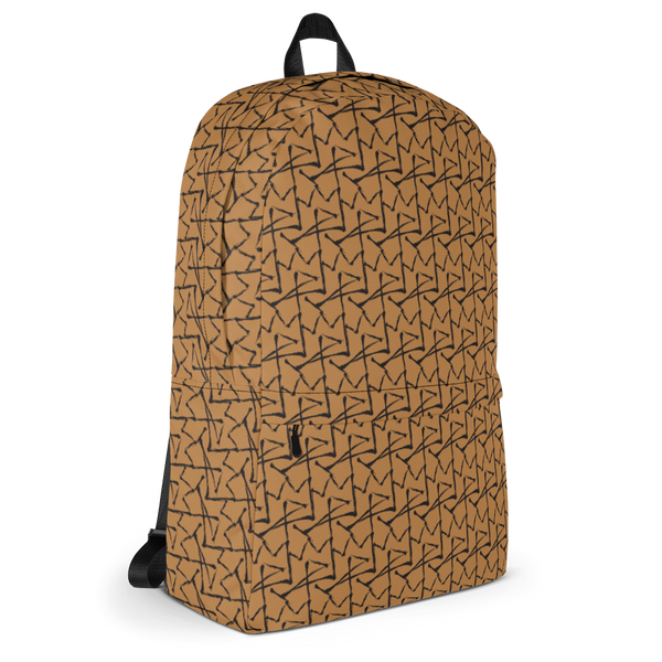 Crown Camo Backpack