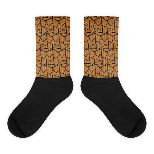 Crown Camo Socks