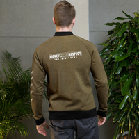MPRE Bar Logo Bomber Jacket