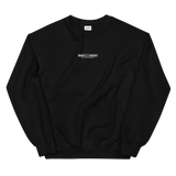 Money Power Respect Entertainment - Bar Logo Unisex Crewneck Sweatshirt