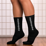 Ambigram Socks