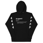Definition of Respect Hoodie