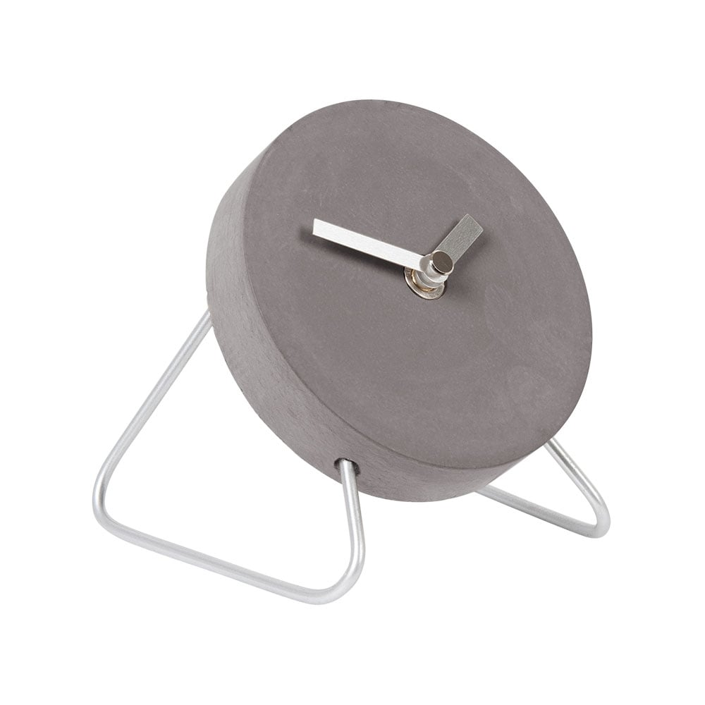 Dark Grey Congo Table Light