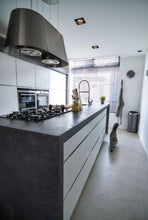 Dark Grey Concrete Kitchen Worktop