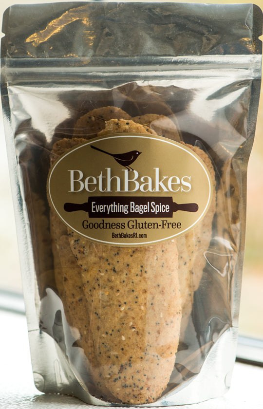Everything Bagel Spice Crackers