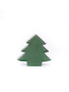 Green Stoneware Tree