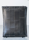 Devin Leather Stool