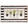 Planted Herb Wall Art