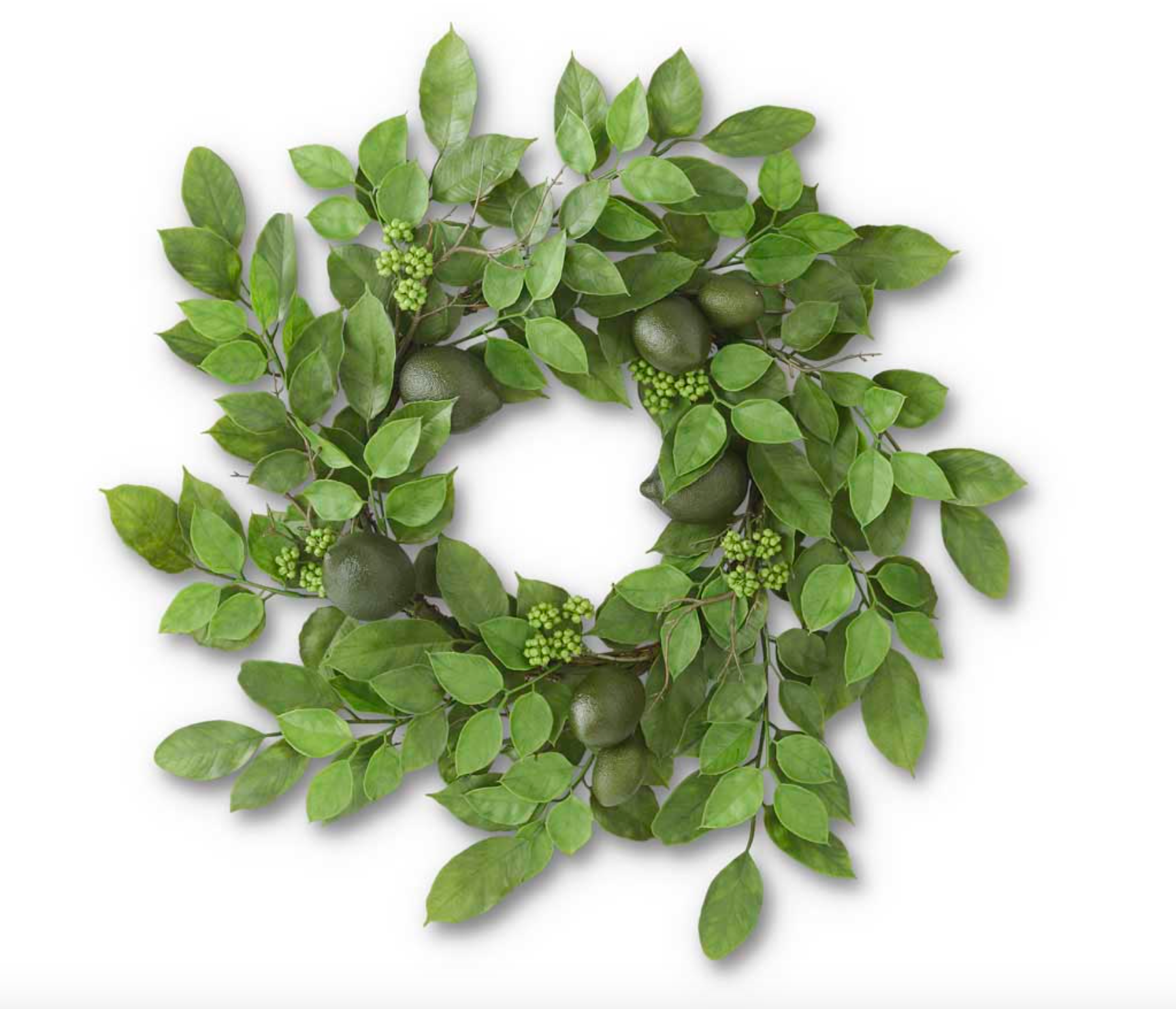 Lime Wreath