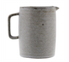 Gray Glazed Pitcher