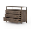 Mason Three Drawer Dresser