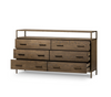 Mason Six Drawer Dresser