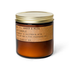 Amber & Moss Large Soy Candle