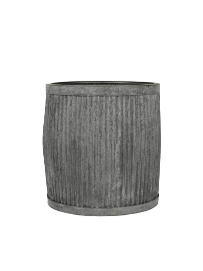 Ribbed Planter