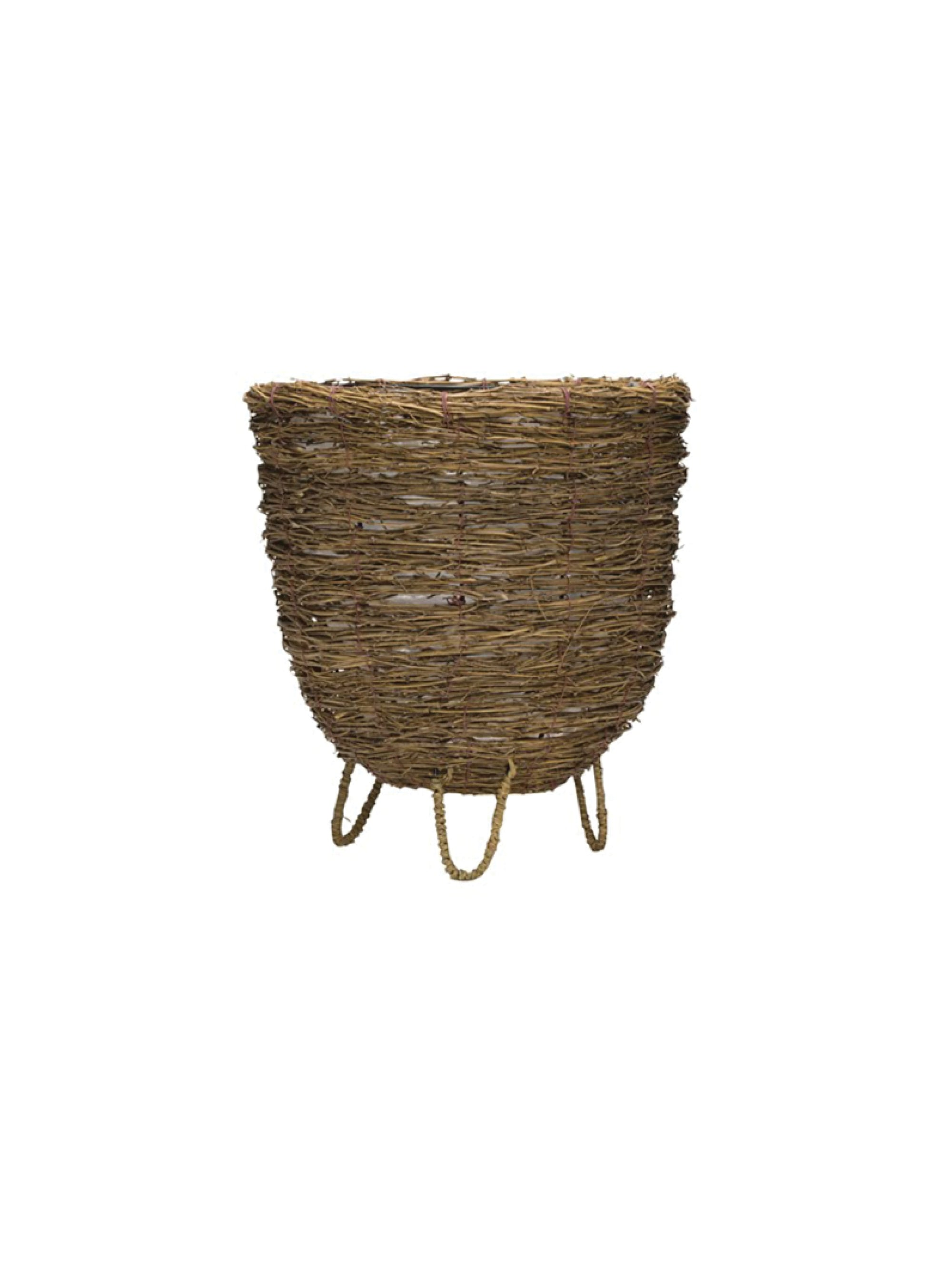 Bamboo Branch Basket