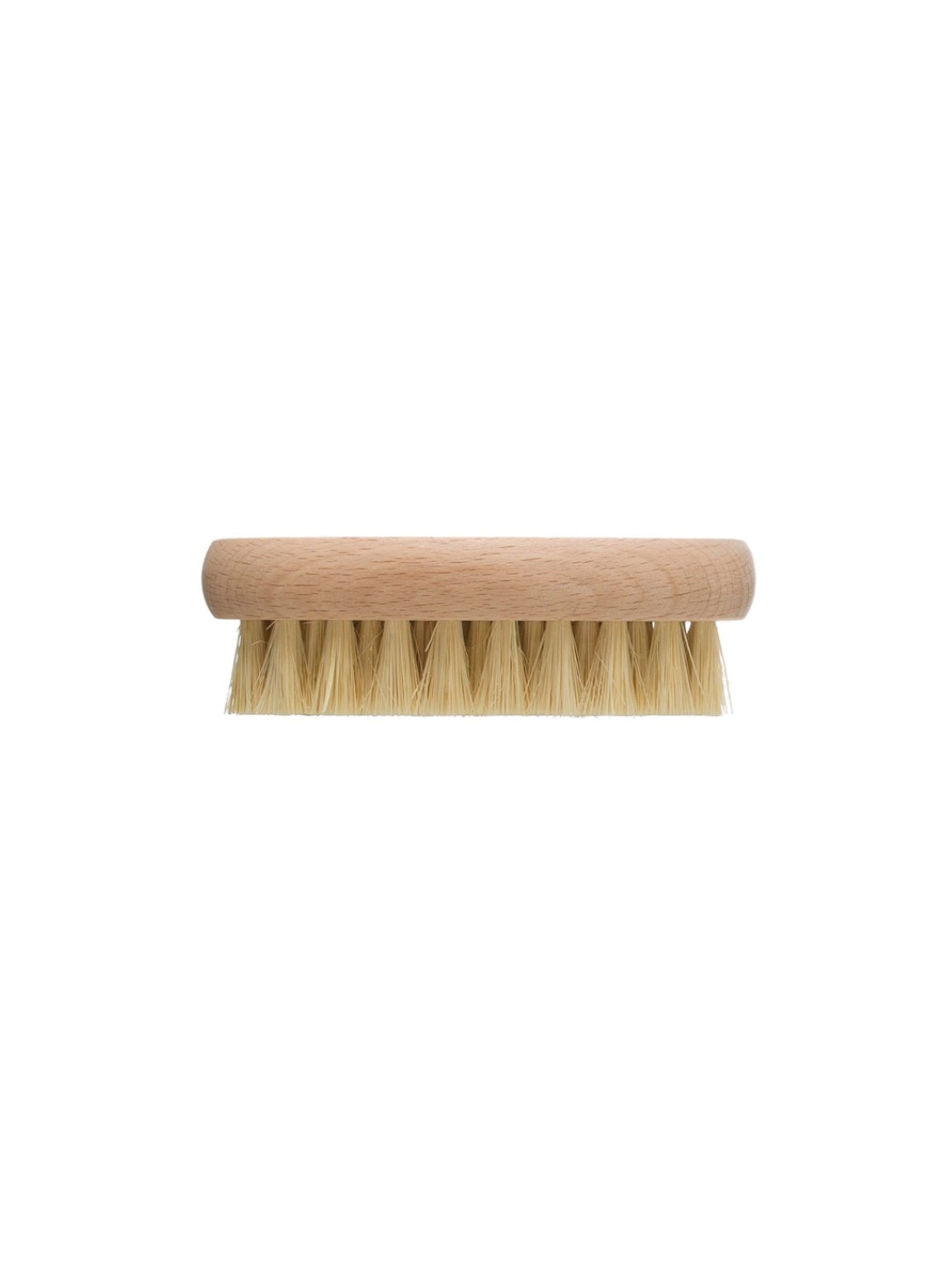 Tampico & Beech Wood Vegetable Brush
